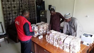 EFCC Recovers N65.5m in Zamfara INEC Office