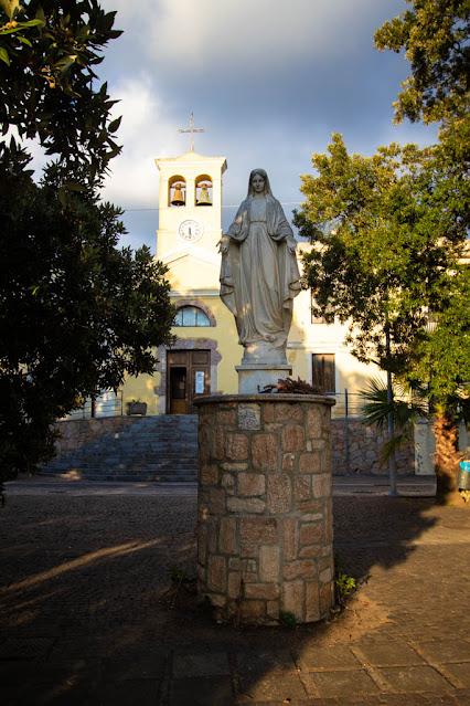 Santadi-Chiesa Parrocchiale di San Nicolò