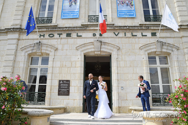 photo mairie de fontenay le comte