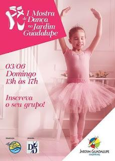 Shopping Jardim Guadalupe promove I Mostra de Dança