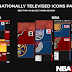 NBA 2K21 Nationally Televised Icons Pack by vdw0