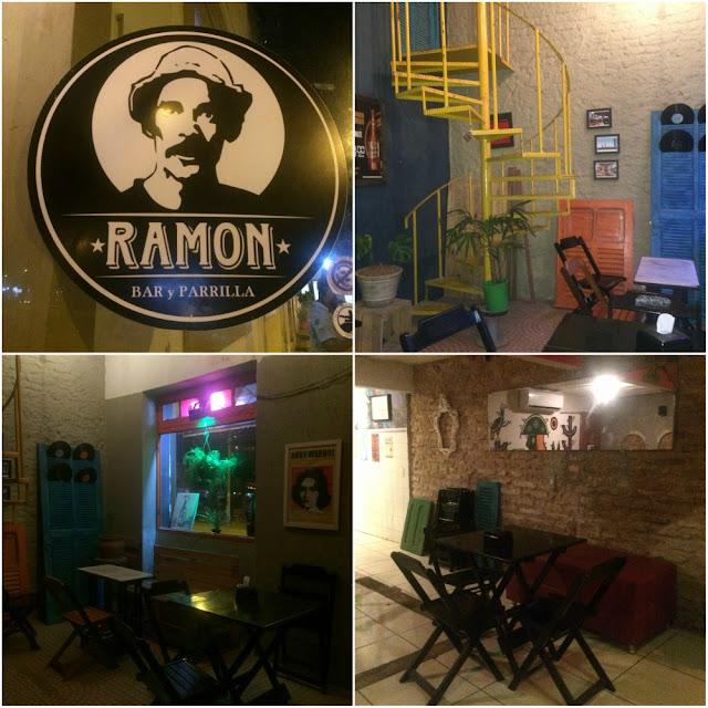Onde comer e sair em Recife? Ramon Bar y Parrilla