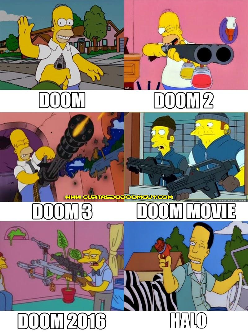 Grandes títulos representados pelos Simpsons