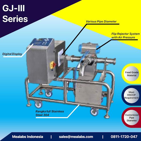 GJ-III Series Pipeline Metal Detector