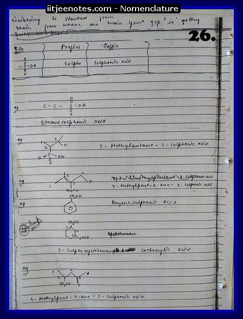 Nomenclature Notes images