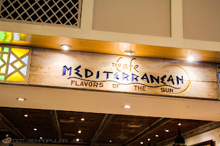 The Cafe Mediterranean: Flavors of the Sun