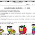 Classificação silábica para imprimir - 4º ano