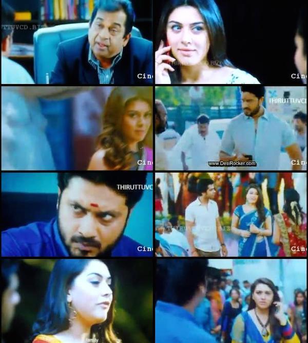 Vaalu (2015) Tamil Movie DVDScr 350MB