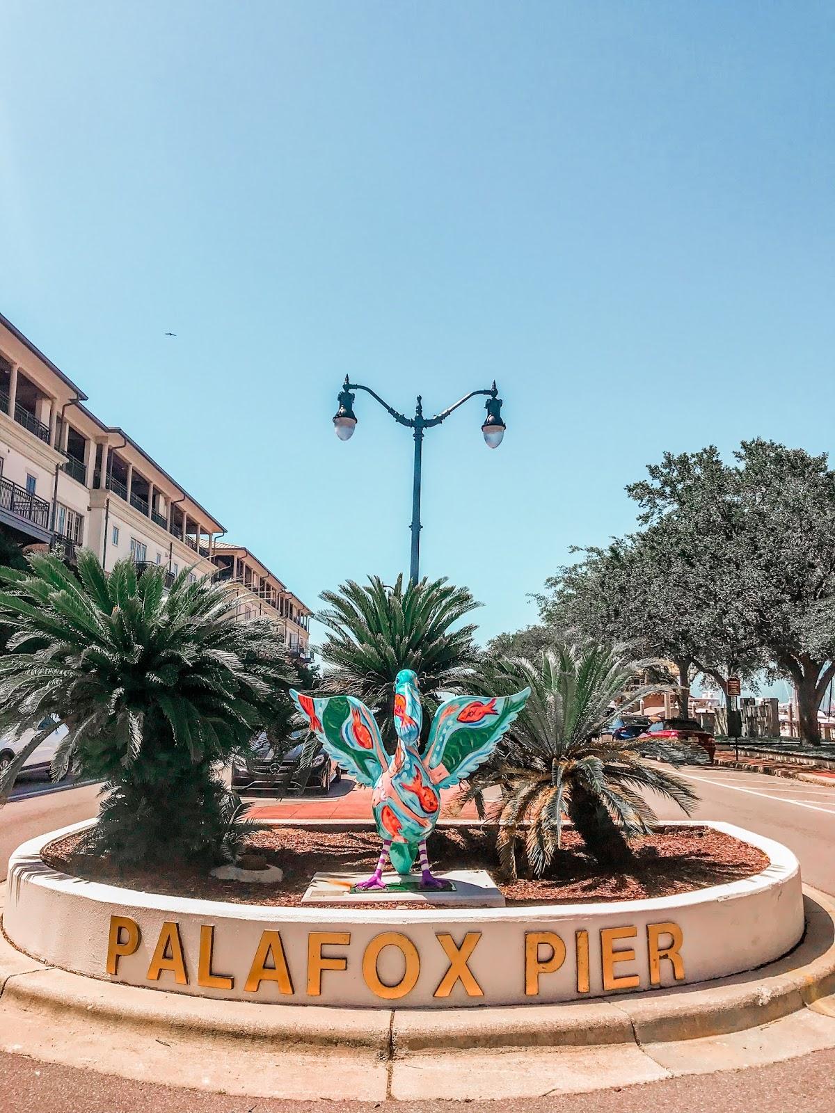 Palafox Pier Pensacola