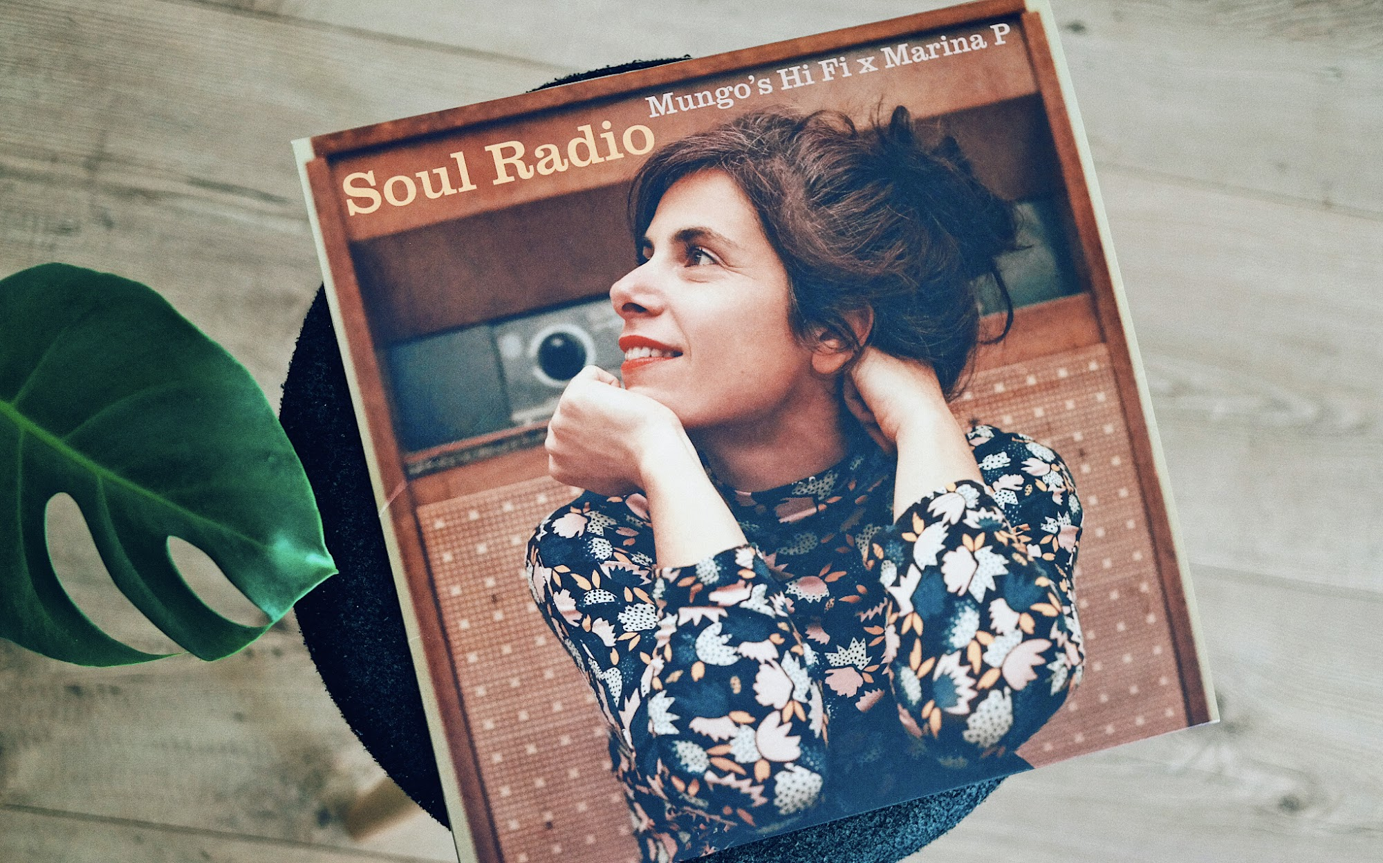 Mungo's Hi Fi x Marina P.  - Soul Radio | Neues aus der Plattenküche im Full Album Stream