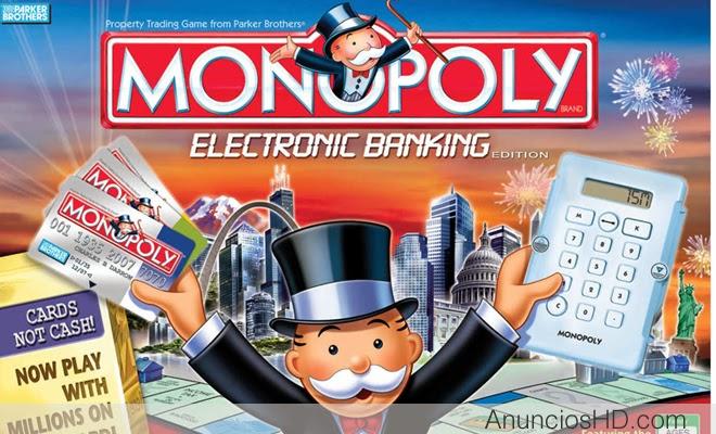 Cancion Anuncio Monopoly Electronico Y Monopoly Millonario