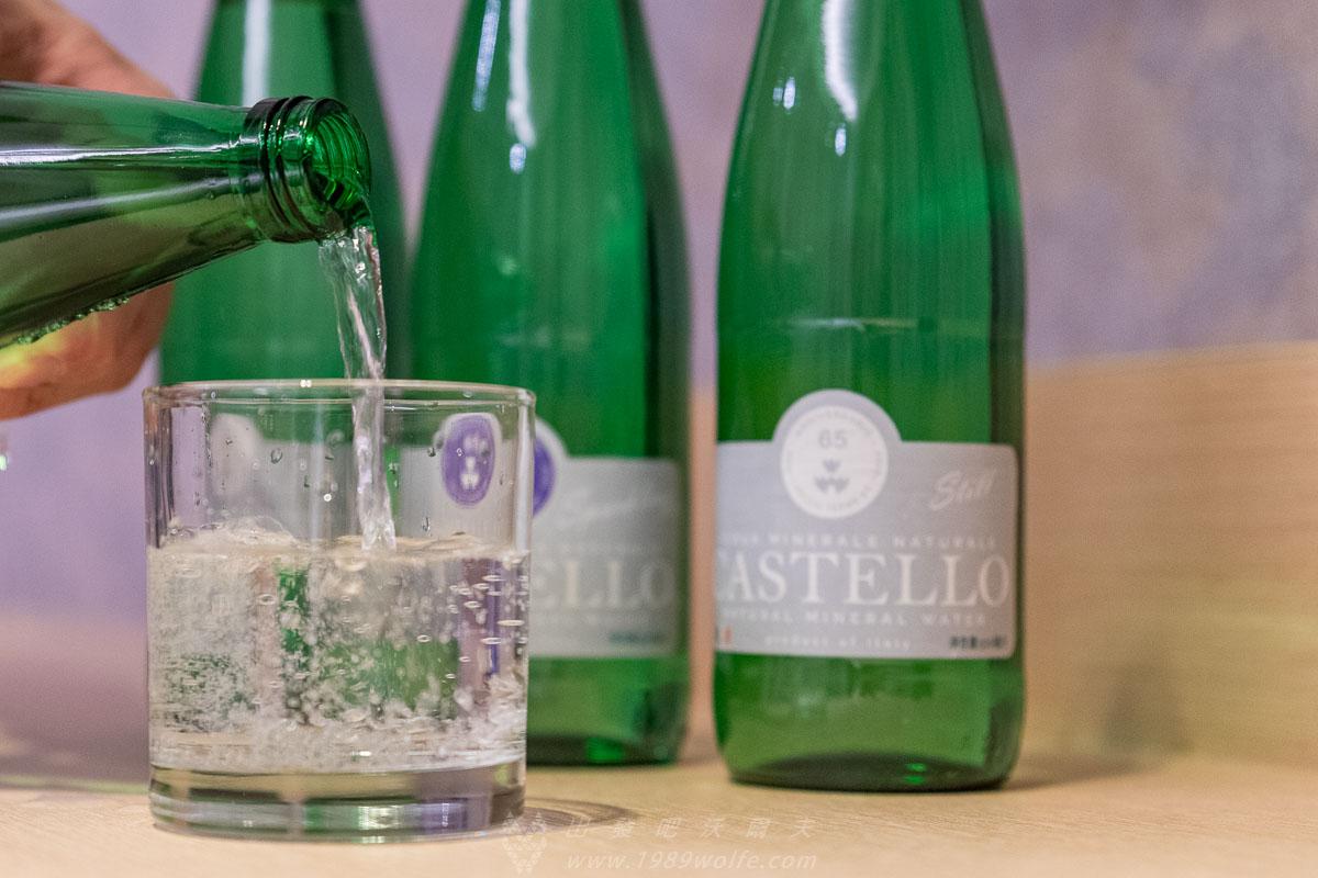 CASTELLO 卡司得洛天然礦泉水