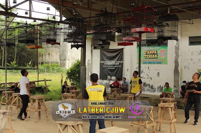 Latber gantangan CJDW Dampit