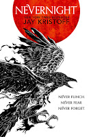 Nevernight by Jay Kristoff cover