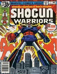 Read Shogun Warriors comic online