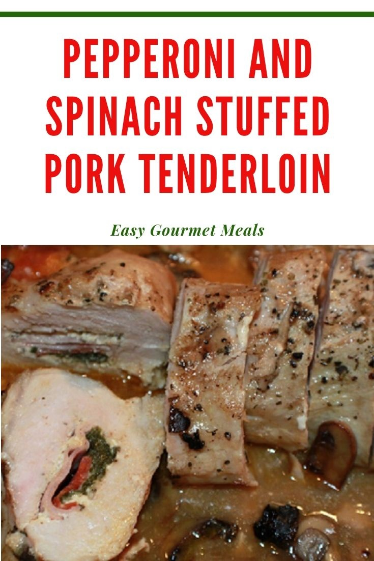 this is a pin for later on pepperoni stuffed pork tenderloin
