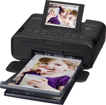 Fotoprinter mobiel Canon