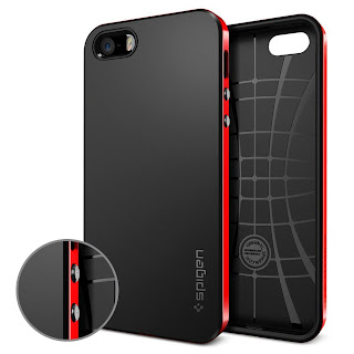 SPIGEN SGP SGP10363 Neo Hybrid Case for new iPhone 5/5S Reviews