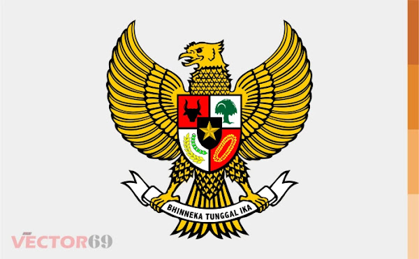 Lambang Garuda Pancasila - Download Vector File AI (Adobe Illustrator)