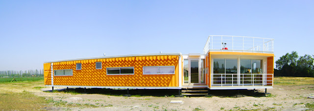 Earthquake-Resistant Modular Shipping Container Home 8