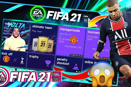 FIFA 21 MOD FIFA 14 Android Offline 800MB [Fixed Career Mode] New Transfer Update