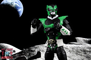 Power Rangers Lightning Collection Psycho Green 11
