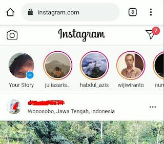 Buka Instagram di Browser Lain Untuk Menghilangkan Tindakan Diblokir