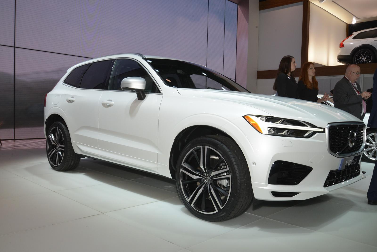 NY Show: 2018 Volvo XC60 Looks Doomed For Success | Carscoops