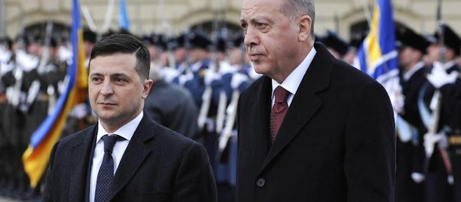 Πρόεδρος Ουκρανίας: «Θα παράγουμε από κοινού drone με την Τουρκία»