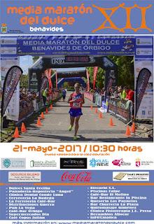 Media Maraton del Dulce 2017