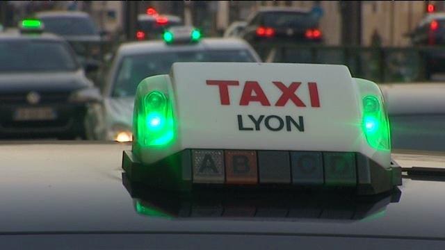 Táxi Lyon