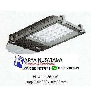 Jual Lampu PJU Jalan Lampu LED PJU 50Watt Hilolux di Samarinda