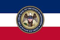Mississippi's 2017 bicentennial flag