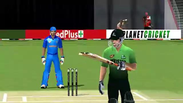 تنزيل لعبة اندرويد Real Cricket 18 على جهاز الحاسوب