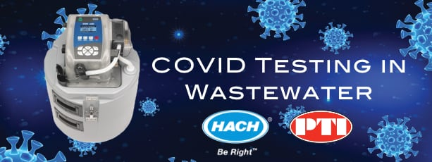 COVID Testing in Wastewater