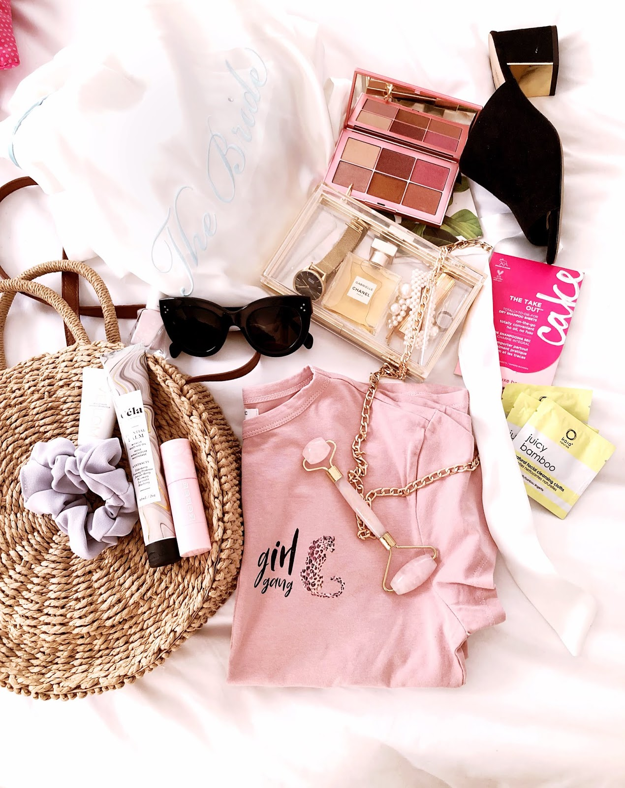 What to pack for your bachlorette weekend