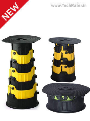 Portable Folding Stool For Camping Hiking Travelling