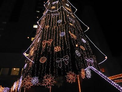 新梅田シティ・クリスマスツリー