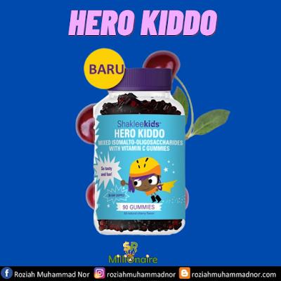 Hero Kiddo - Produk Baru Shaklee Untuk Kanak-Kanak