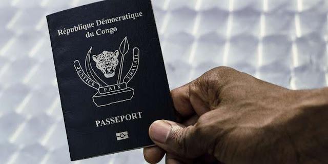 semlex république democratique congo passeport électronique