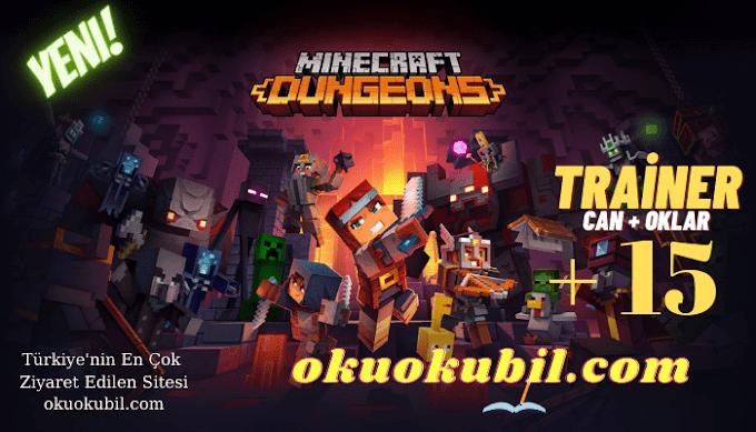 Minecraft Dungeons Can + Oklar Trainer + 15 Build 1.8.0.0_5463371
