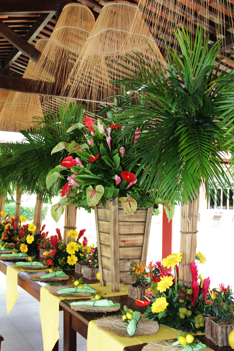 tropical wedding decor 1000 images about casamento tropical on 8083