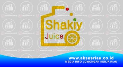 Shakiy Juice Pekanbaru