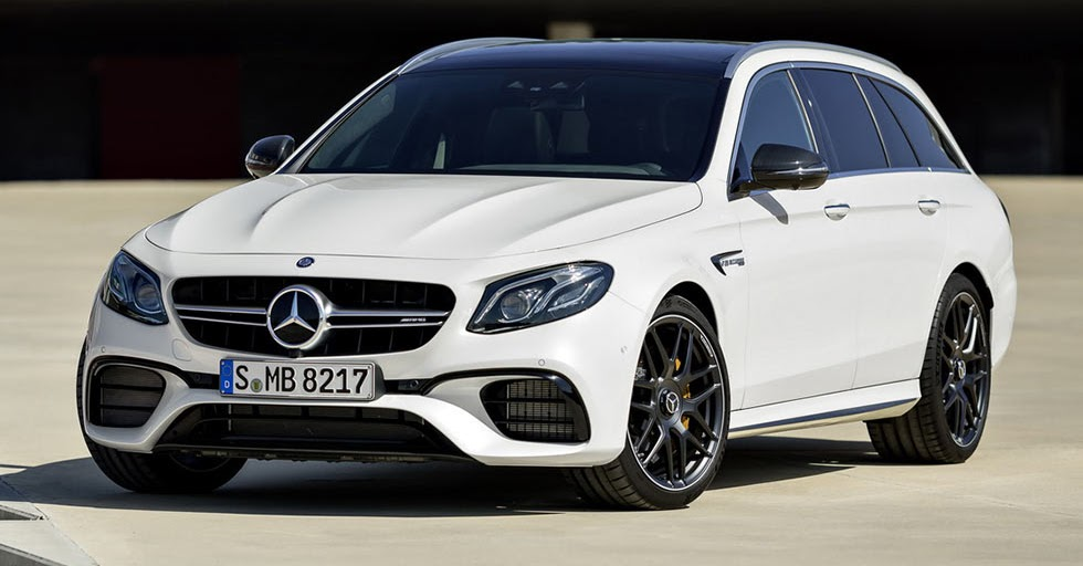 New mercedes amg e63 s wagon is wildest and fastest for Mercedes benz station wagon