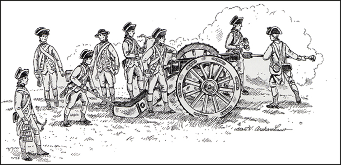Revolutionary War Coloring Coloring Pages