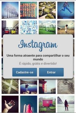Como fazer um perfil no Instagram