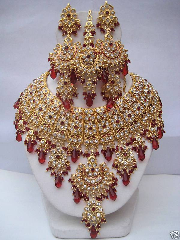 Indian Bridal Jewelry Sets All About Bridal House Bridal
