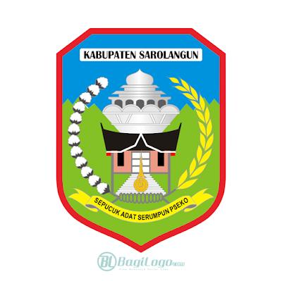 Kabupaten Sarolangun Logo Vector