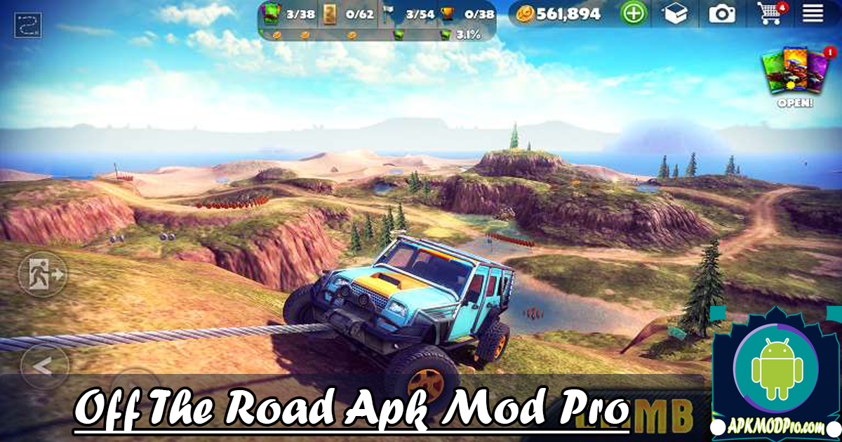 Download Off The Road - OTR Open World Driving Mod Apk 1.3.0 Terbaru 2020