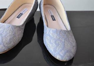 Tampil  Beda dengan Menggunakan Custom Sepatu Selop